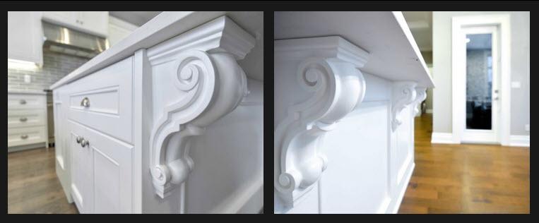 Custom Millwork Details